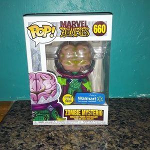 Zombie mysterio funko